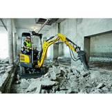 EXCAVATOR EZ17 SMART RT ZERO TAIL WN