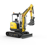 EXCAVATOR EZ26 SMART PLUS ZERO TAIL WN