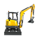 EXCAVATOR EZ36 SMART PLUS ZERO TAIL WN