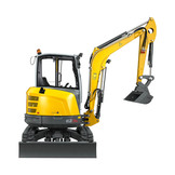 EXCAVATOR EZ36 SMART ZERO TAIL WN