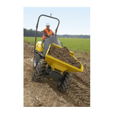 WHEEL DUMPER 1001 HIGH TIP SKIP WN