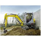 EXCAVATOR EZ53 SMART A/C ZERO TAIL WN