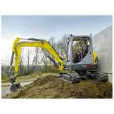 EXCAVATOR EZ53 SMART PLUS ZERO TAIL WN