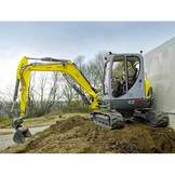 EXCAVATOR EZ53 SMART ZERO TAIL WN
